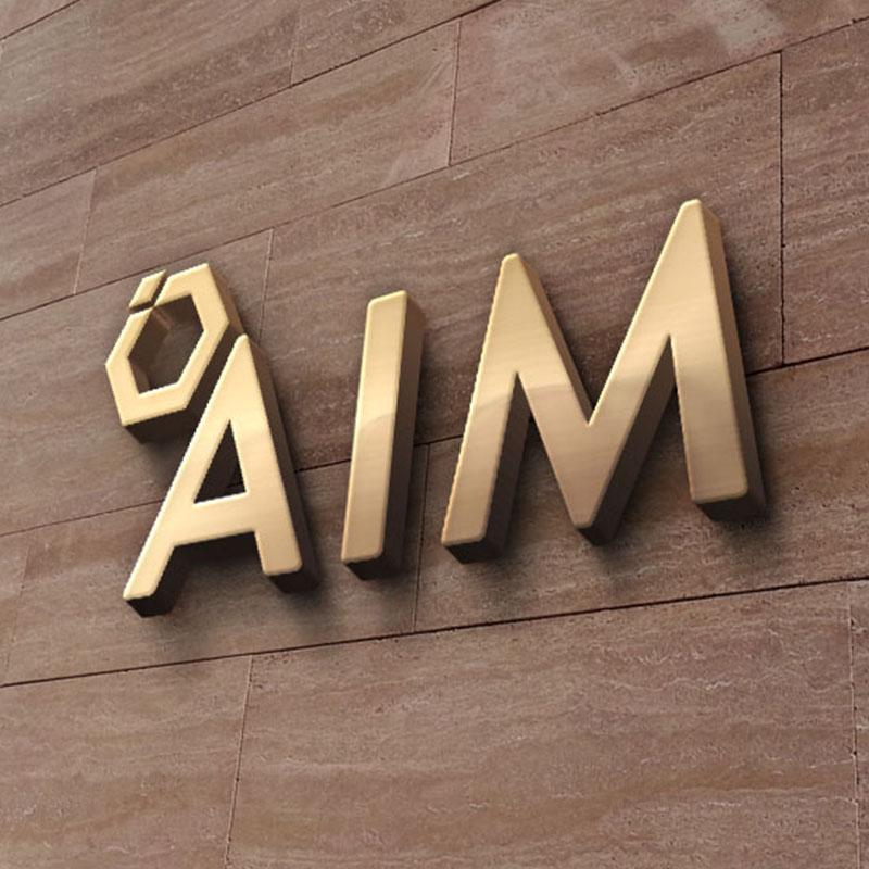 AIM_logo_sign